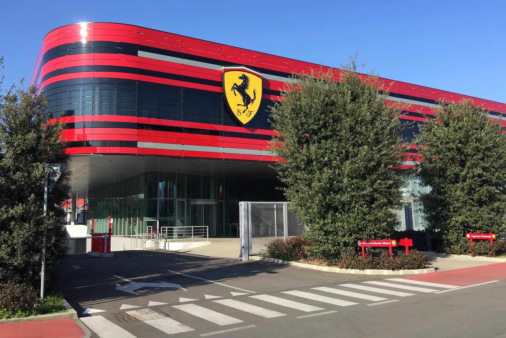 """Maranello """"Edificio Ferrari"""